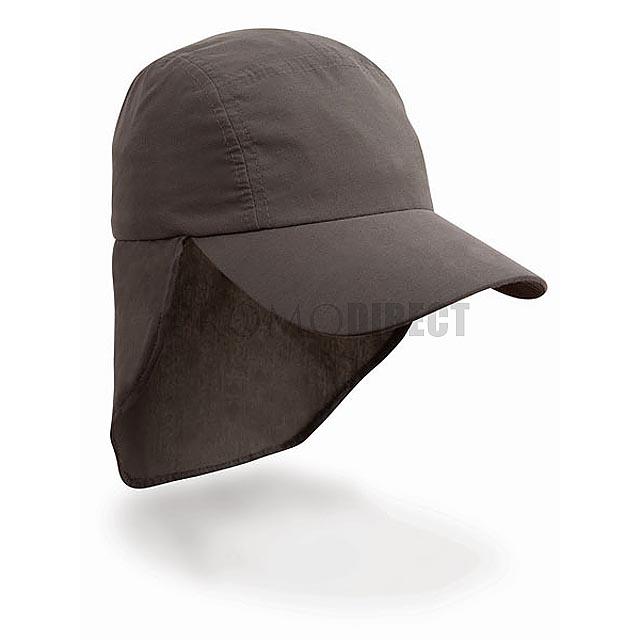 Result Caps - Kšiltovka - šedá