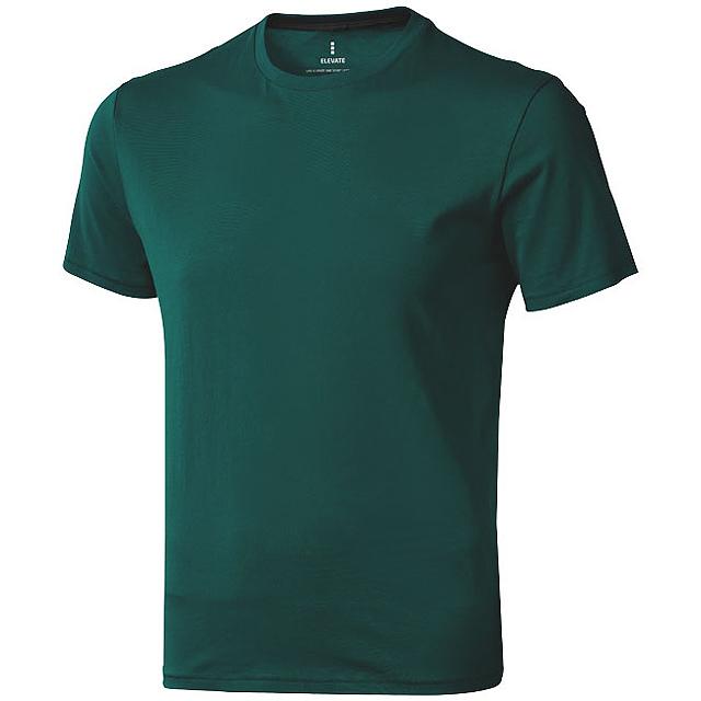 Pánské triko Nanaimo s krátkým rukávem - zelená