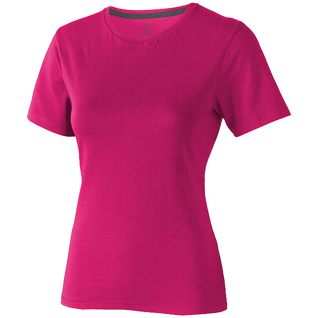 Dámské triko Nanaimo s krátkým rukávem - růžová