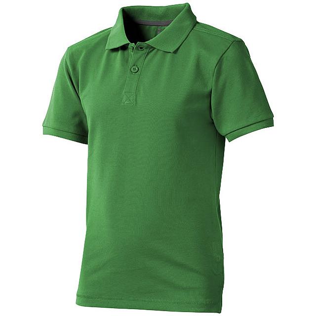Calgary dětská polokošile - zelená