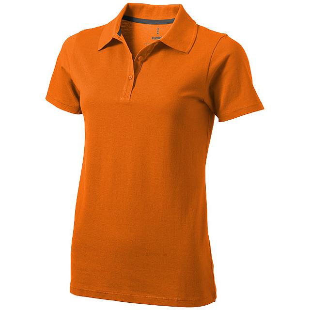 Dámská polokošile Seller - oranžová