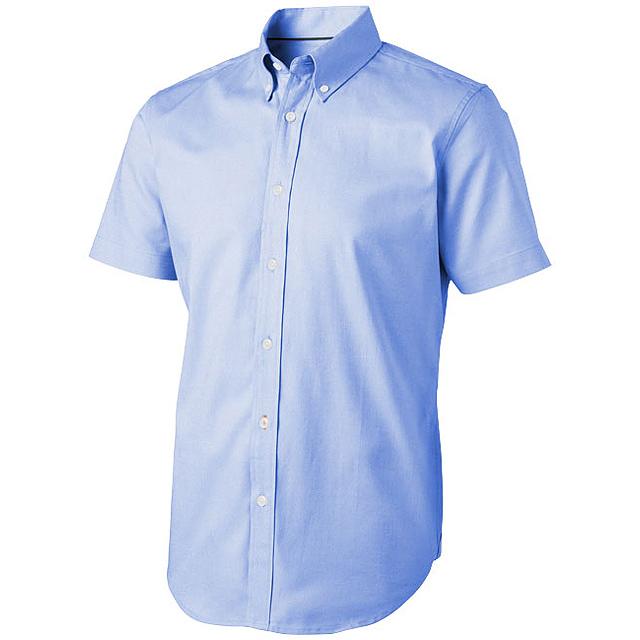Košile Manitoba - nebesky modrá