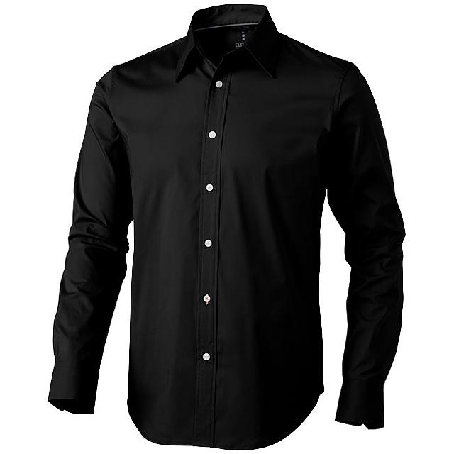 Košile Hamilton - černá
