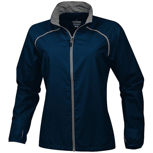 Dámská sbalitelná bunda Egmont - modrá