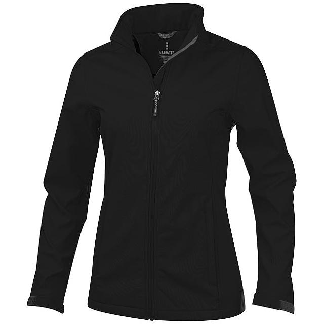 Dámská softshellová bunda Maxson - černá