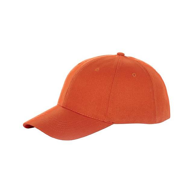 Čepice Bryson, 6 panelů - oranžová