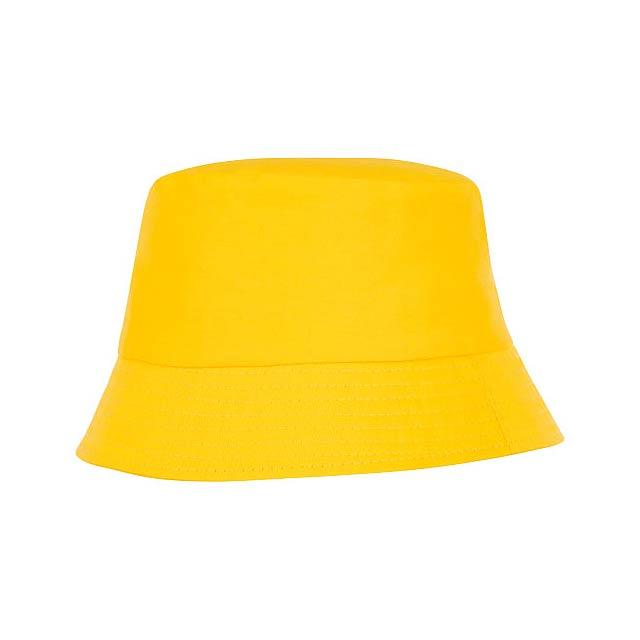 Solaris klobouček - žlutá