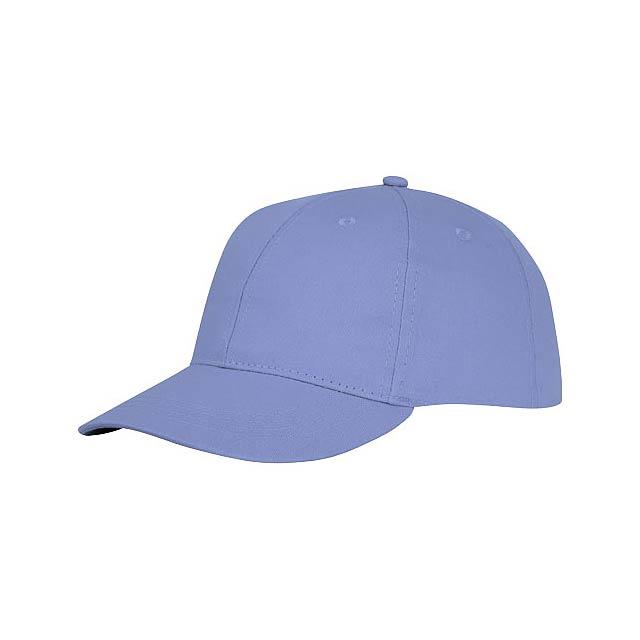 Ares 6panelová čepice - modrá