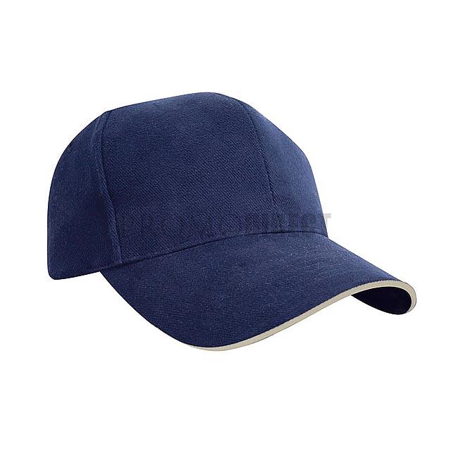 Result Caps - Kšiltovka - černá