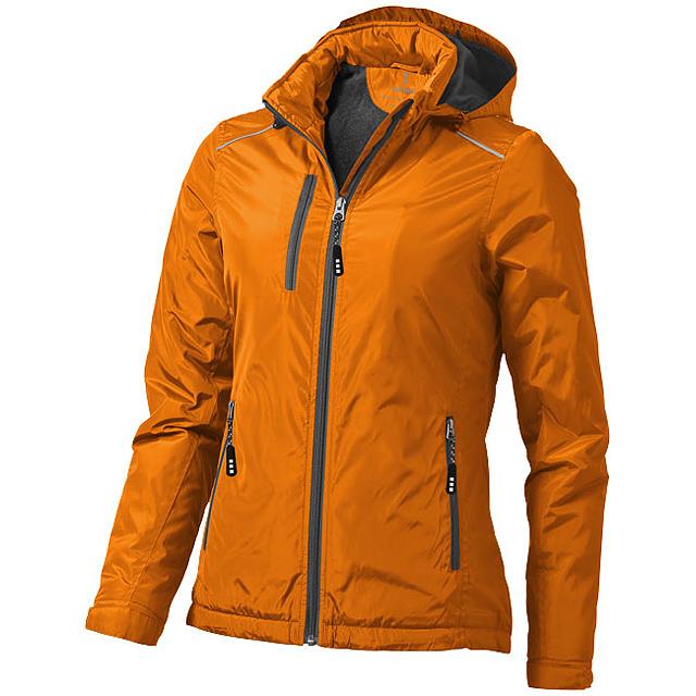 Dámská bunda Smithers - oranžová
