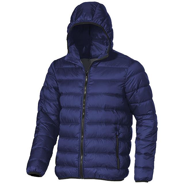 Bunda s kapucí Norquay - modrá