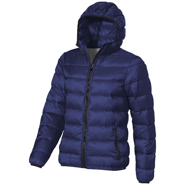 Dámská bunda s kapucí Norquay - modrá