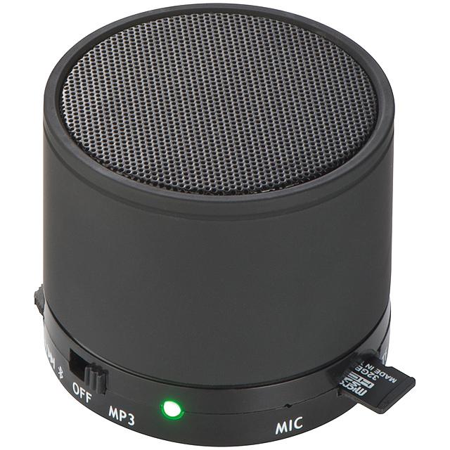 Bluetooth reproduktor - černá