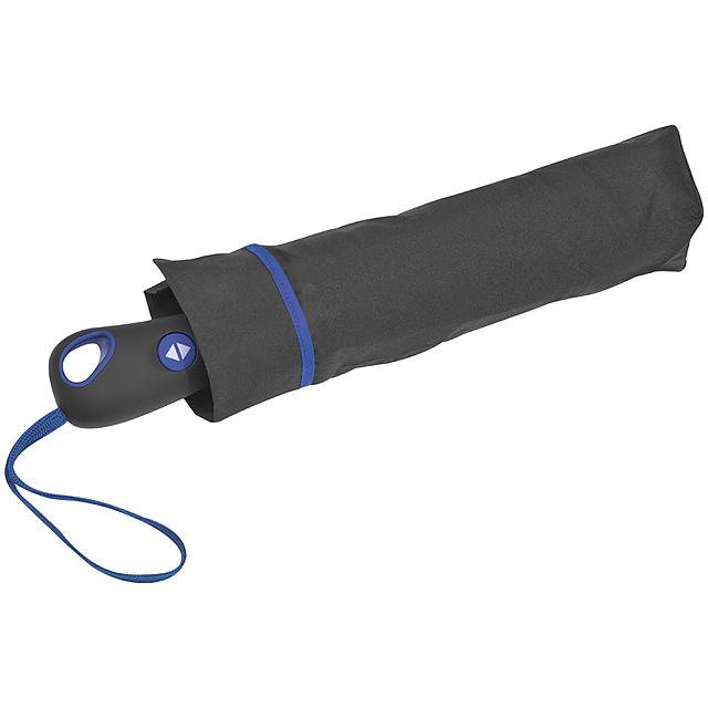 Kapesní deštník - modrá