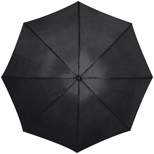 Deštník gentleman - černá