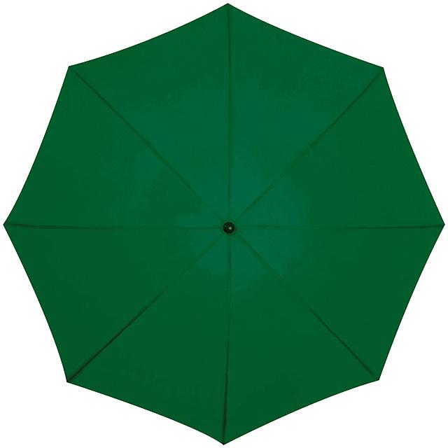 Deštník gentleman - zelená