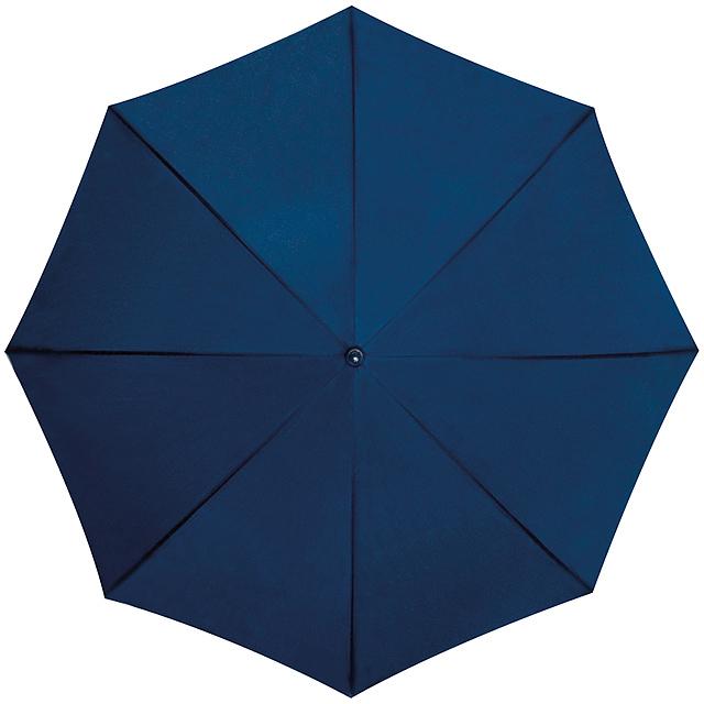 Hliníkový deštník - modrá