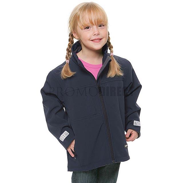 Result - dětská sportovní bunda - černá