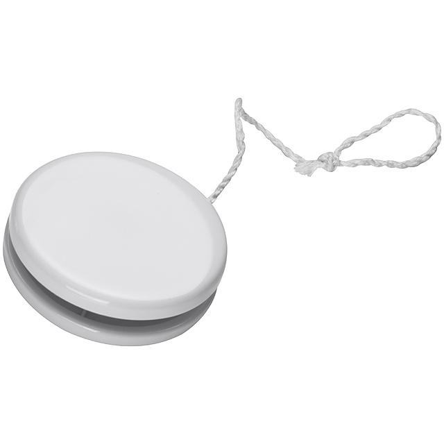 Yo-Yo - white