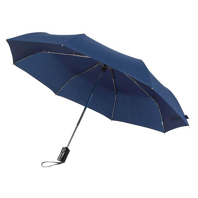 Automatický open/close skládací deštník EXPRESS - modrá