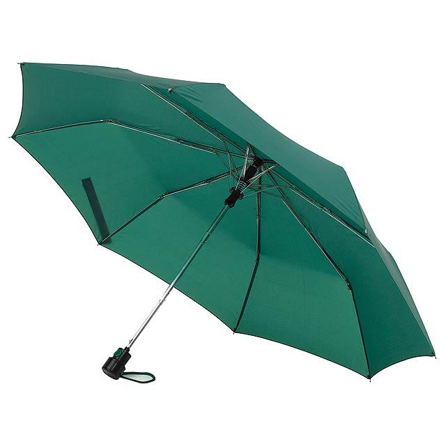 Automatický kapesní deštník PRIMA - zelená