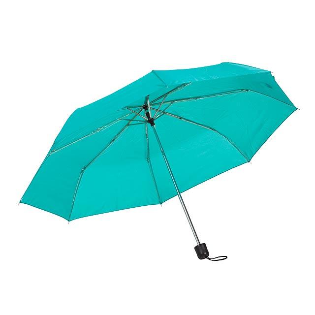 Skládací deštník PICOBELLO - tyrkysová