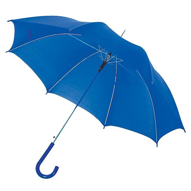 Automatický holový deštník  DANCE - modrá