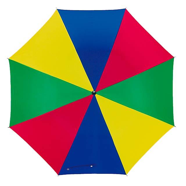 Automatický holový deštník  DISCO - modrá