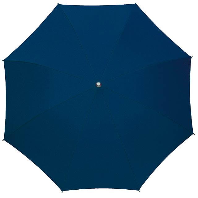 Automatický holový deštník RUMBA - modrá