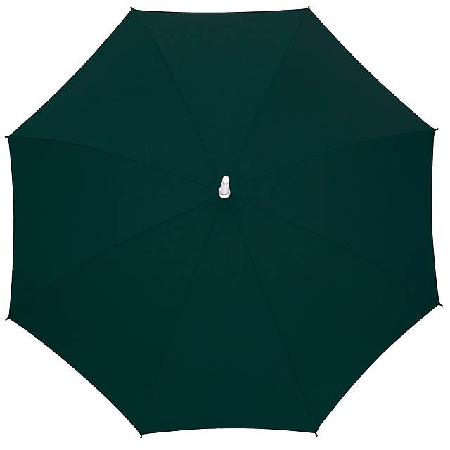 Automatický holový deštník RUMBA - černá