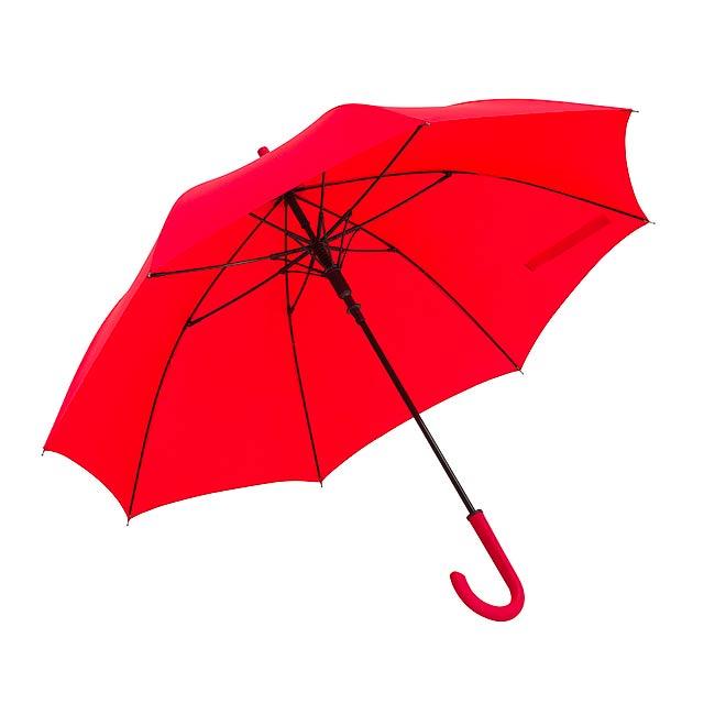 Automatický deštník LAMBARDA - červená