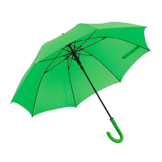 Automatický deštník LAMBARDA - citrónová - limetková
