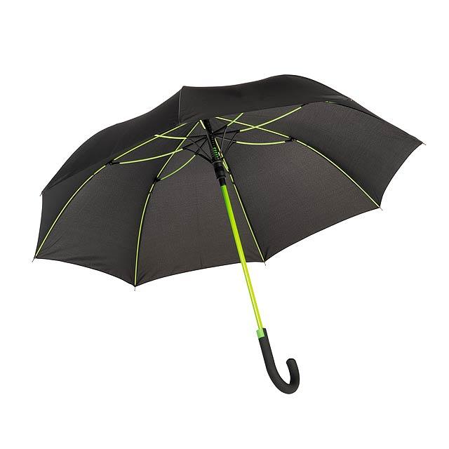 Automatický holový deštník  CANCAN - zelená