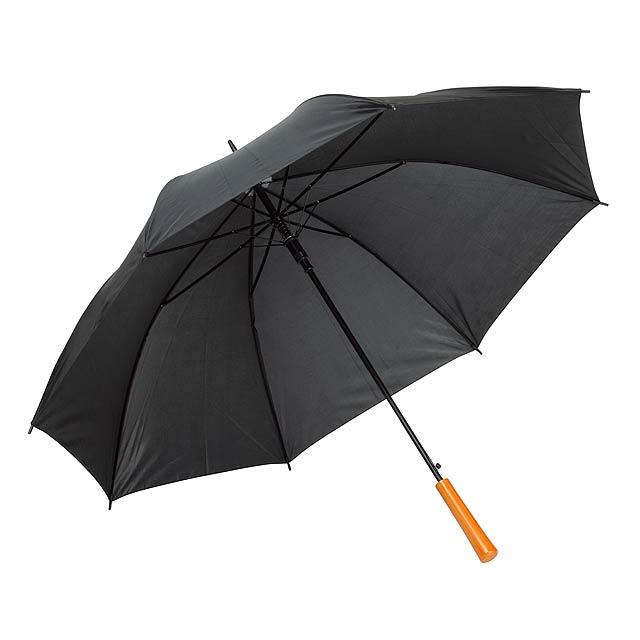 Automatický holový deštník  LIMBO - černá