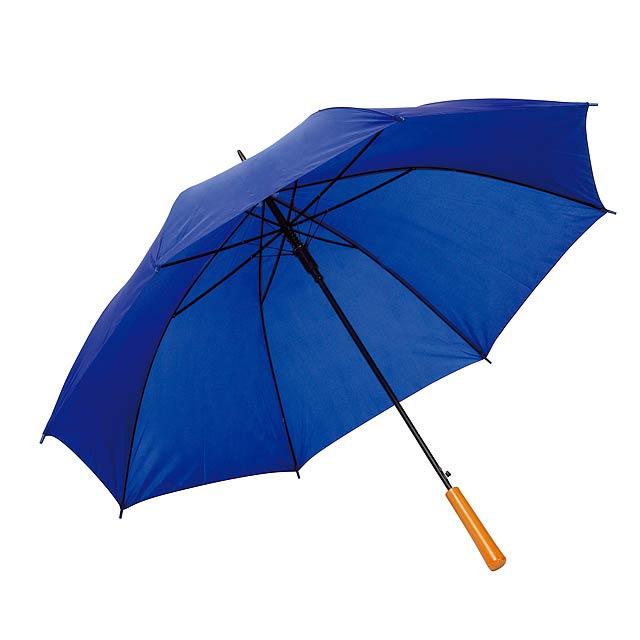 Automatický holový deštník  LIMBO - modrá
