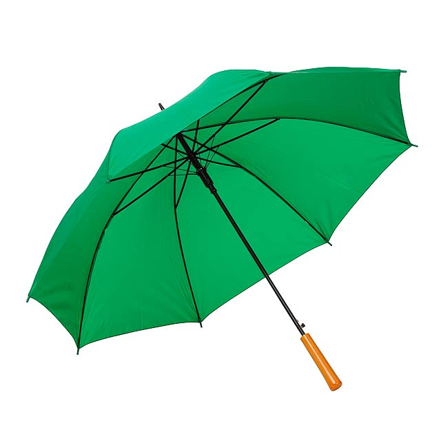 Automatický holový deštník  LIMBO - zelená