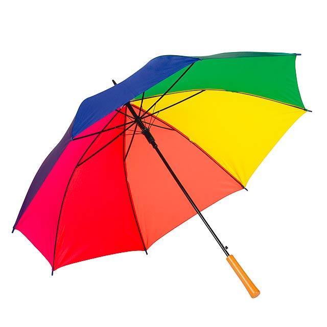Automatický holový deštník  LIMBO - multicolor
