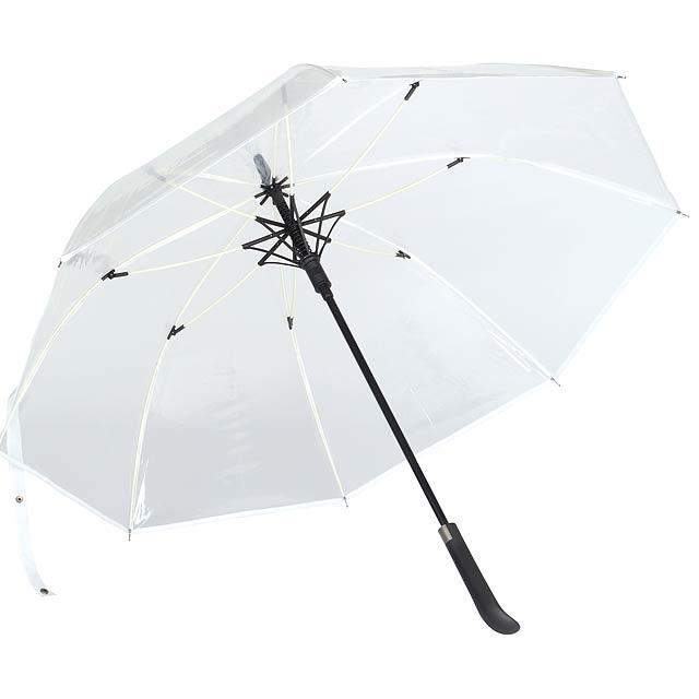 Automatický deštník VIP - bílá
