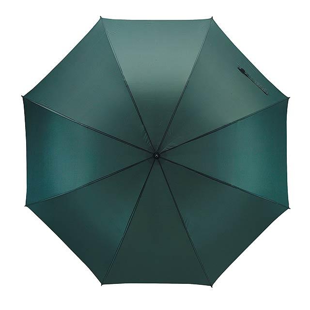 Větrudodolný deštník TORNADO - šedá