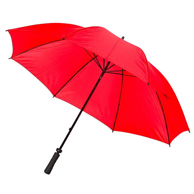 Bouřkový deštník TORNADO - červená