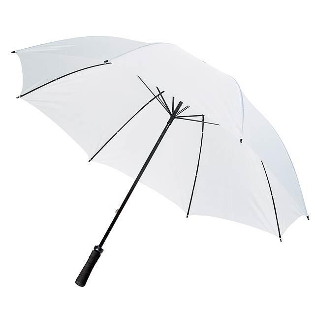 Bouřkový deštník TORNADO - bílá