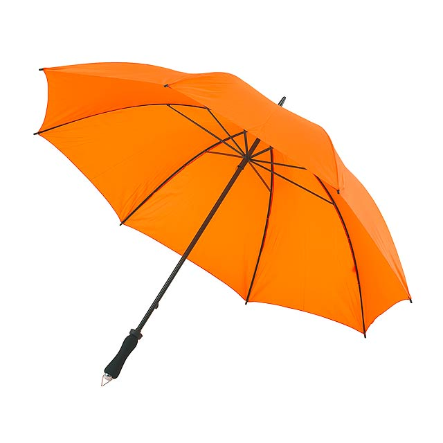 Golfový deštník  MOBILE - oranžová