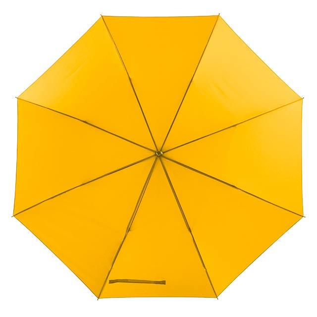 Golfový deštník  MOBILE - žlutá