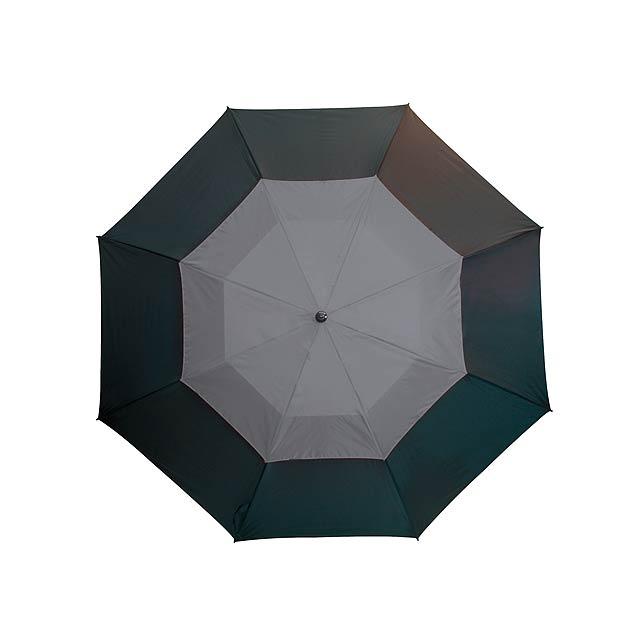 Golfový deštník   MONSUN - šedá