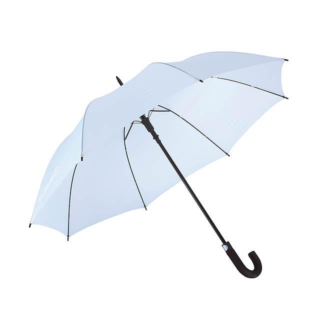 Automatický golfový deštník  SUBWAY - bílá