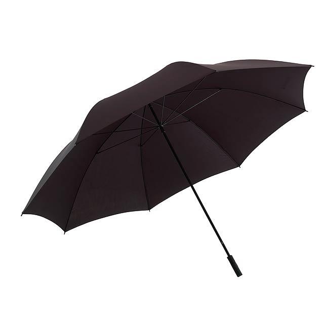 Velký golfový deštník CONCIERGE - černá