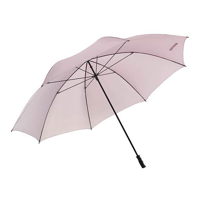 Velký golfový deštník CONCIERGE - šedá
