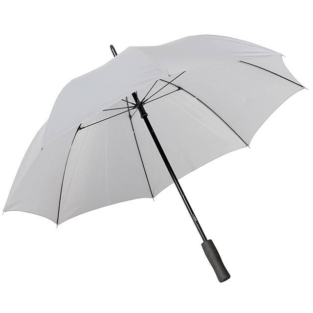 Deštník SHINY - stříbrná