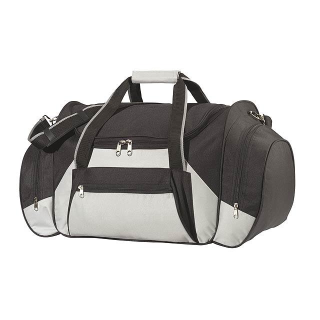 Cestovní taška ISLAND - šedá
