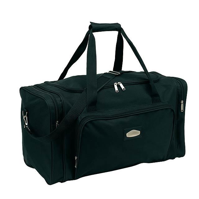 Cestovní taška LASER PLUS - černá